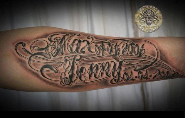 Mens Forearm Tattoos Writing Ideas 2 Nationtrendz Com Mens Forearm Tattoos Writing Tattoos For Guys Tattoo Fonts