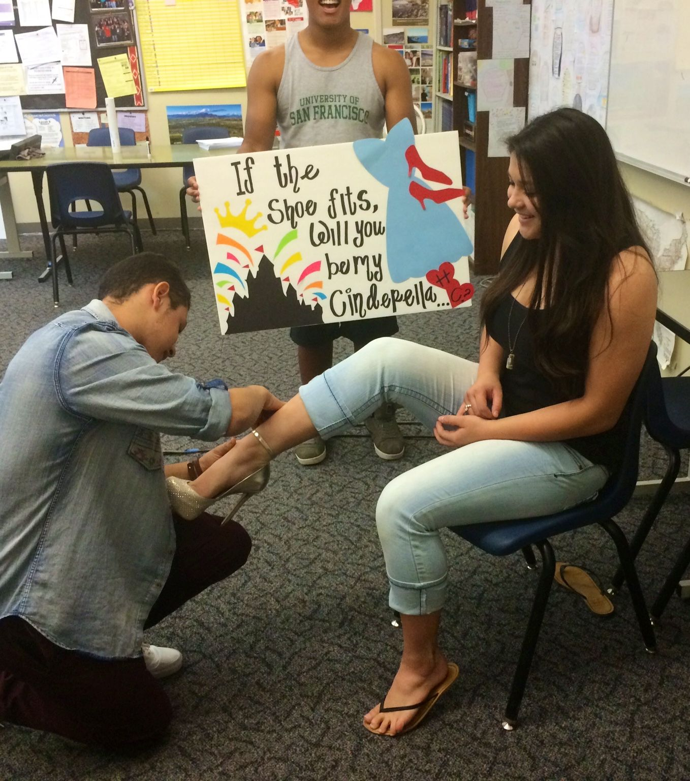 Cute Homecoming Proposals  Google Search