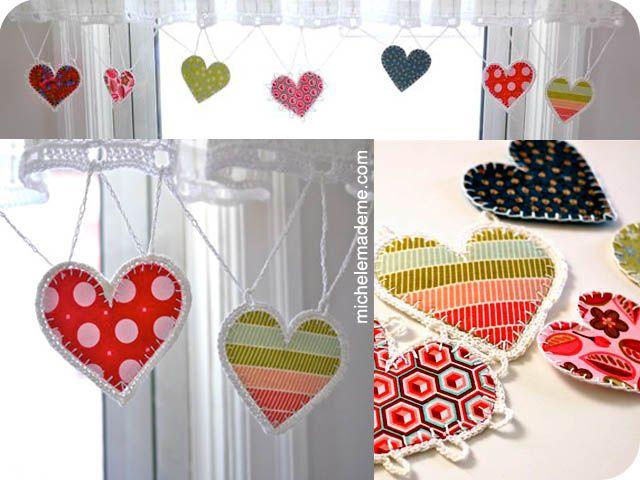 michele me hizo: la artesanía de San Valentín