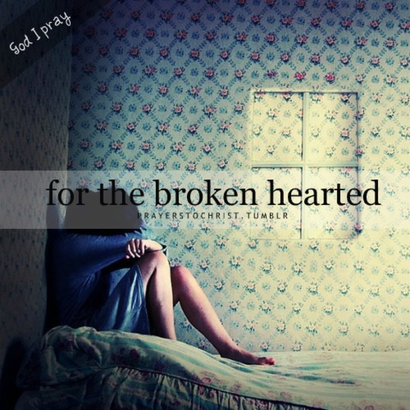 For my broken heart  |Pinned from PinTo for iPad|
