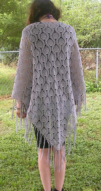 Nested pineapple shawl pattern by linda potts shawl patterns ravelry nested pineapple shawl pattern by linda potts dt1010fo