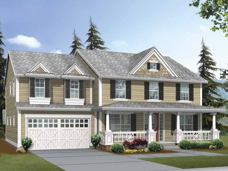 Eplans Craftsman House Plan Iinviting Covered Porch