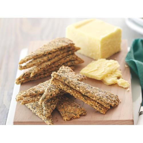 Seeded oat wedges recipe - By recipes+
