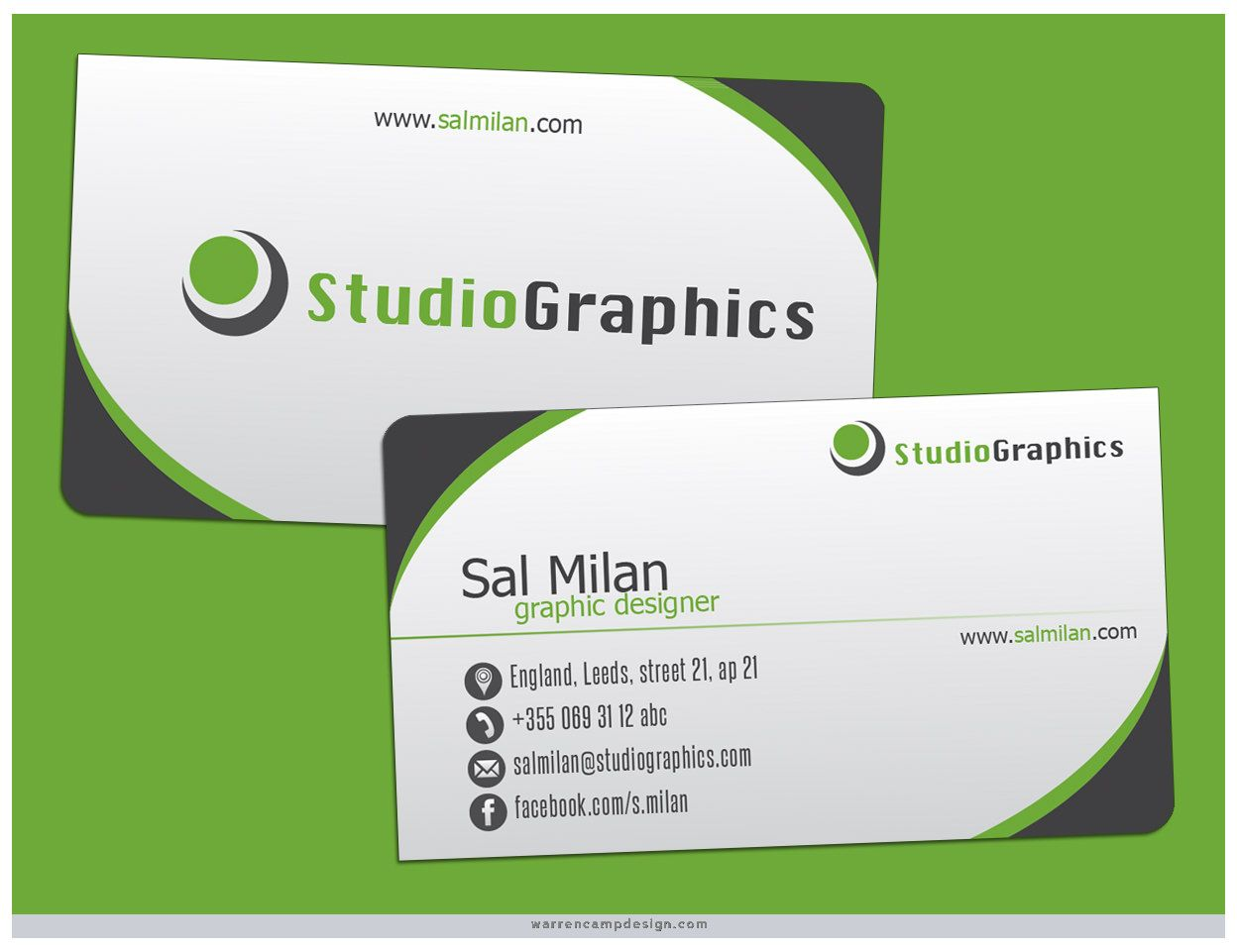 Graphic designer this double sided business card features two graphic designer this double sided business card features two opposing rounded corners fonts used include krungthep steelfish and tahoma reheart Image collections