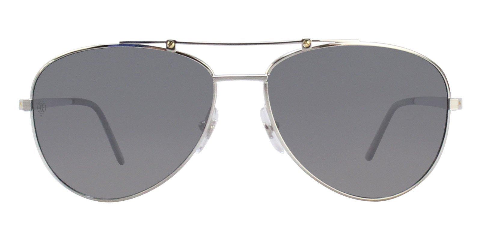 8d31fdd1362b9 Cartier - Santos De Cartier ESW00133 sunglasses