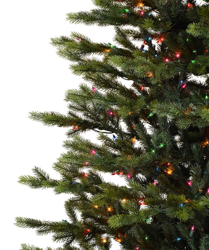 Wexford Spruce Branch View Christmas Tree Artificial