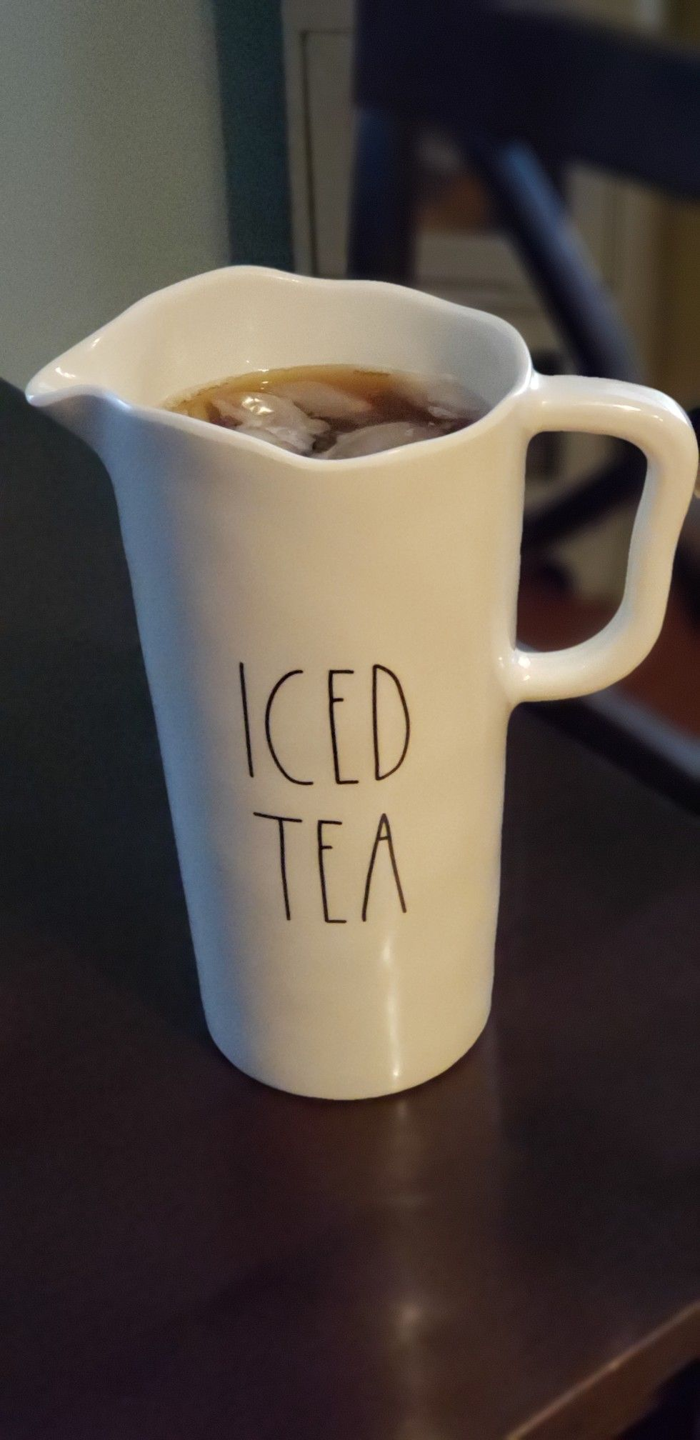 Summertime staple! Tea, Iced tea, Tableware