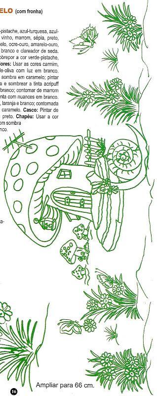 RISCOS PARA PINTAR. - ARTES DA CRIS - Picasa Web Album