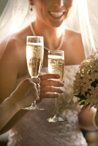 Reception Timing Tips For Your Sauzasparkling Wedding Toast