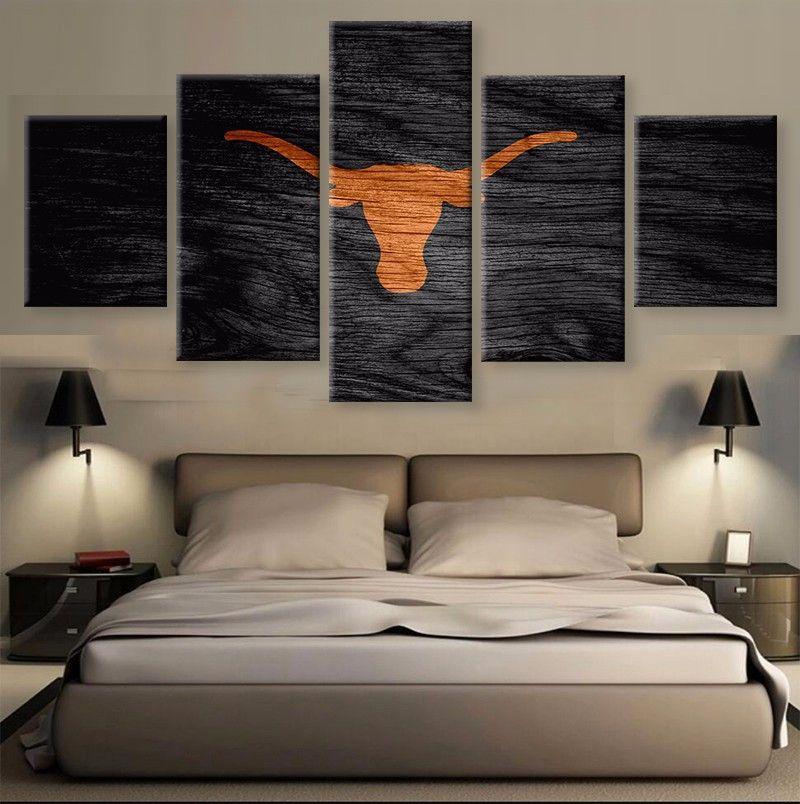 Texas Longhorns Football Art | Football art, Texas longhorns and Texas