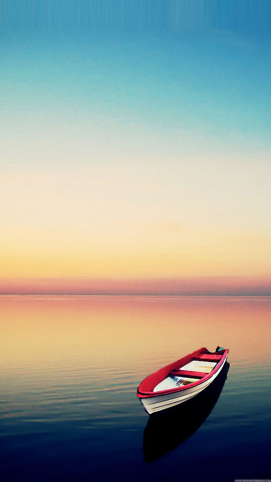 Fantasy Colored Boat Samsung Galaxy S4 1080x1920 Wallpapers_Samsung Wallpapers | Phone ...