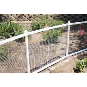 metal fence panels home depot. W White Modular Wire Metal Fence Panel (4-Pack) Panels Home Depot L