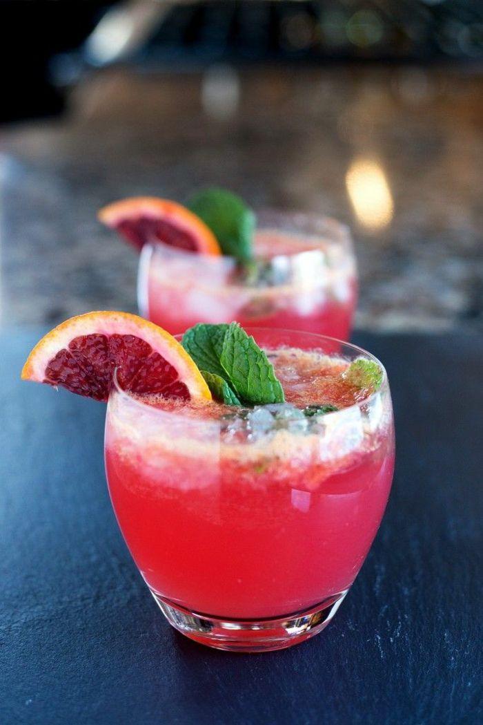 Rezepte für alkoholfreie Halloween Getränke