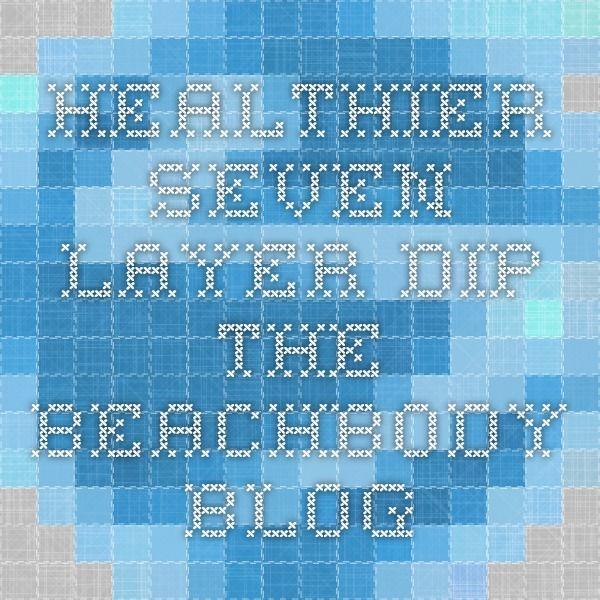 Healthier Seven-Layer Dip - The Beachbody Blog