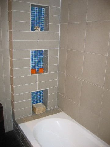 Cool  Tile Shower Shower Remodeling Tiled Showers Shower Shelf Shower