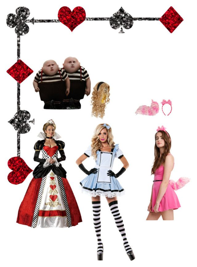 """""""Alice in wonderland"""" by cupcake135 on Polyvore featuring art"""