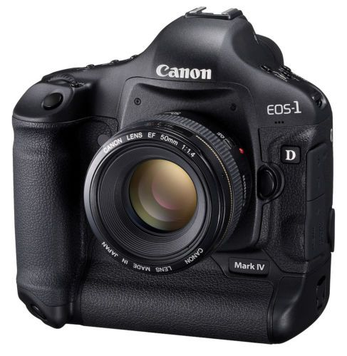Canon Eos 1d Mark Iv 16 1 Mp Digital Slr Camera Great Condition Canon Dslr Fotocamera Canon Dslr Camera
