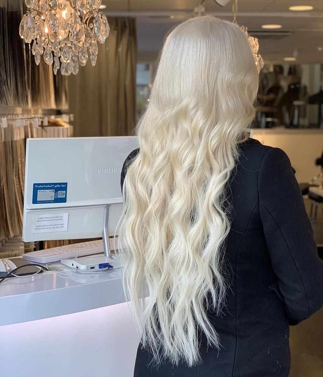 Go Long Or Go Home Have You Seen That We Now Have Premium Hair Extensions In 70 Cm 28 Ta Premium Hair Extensions Hair Extension Brands Long Hair Styles