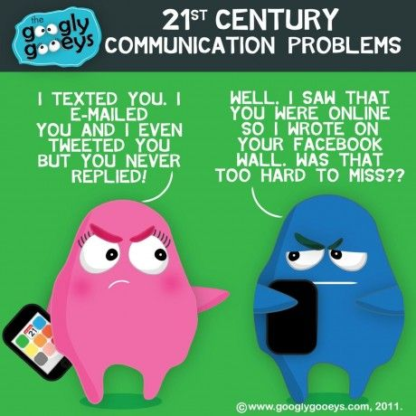Communication mishaps