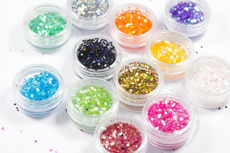 born-pretty-round-glitter