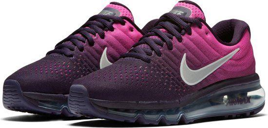 new product 6dd23 727ec Nike Air Max 2017 Sneakers Kinderen - Purple DynastySummit White  Nike