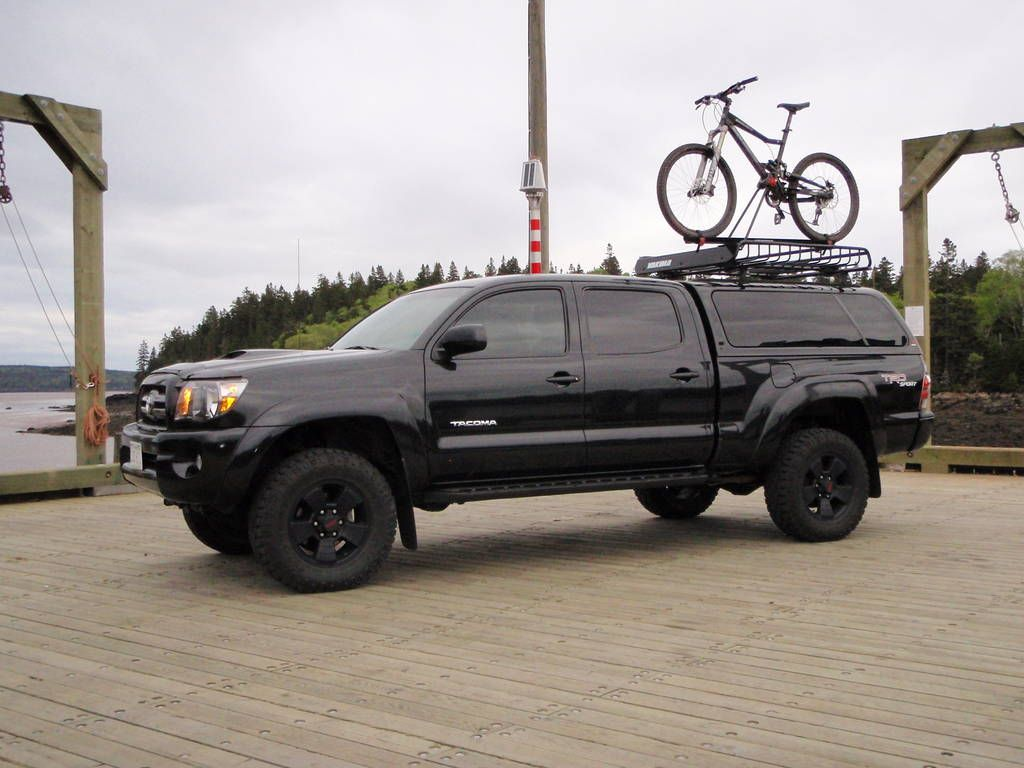 Roof Rack Poll Tacoma Mods Pinterest Toyota Tacoma Roof Rack