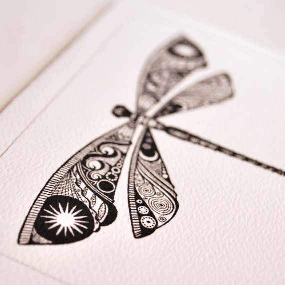 Gemini tribal tattoos designs is part of Beautiful Gemini Tattoos Designs And Ideas With Meanings - dragonfly