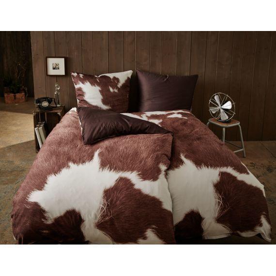 Wende Bettwasche Kuhfell Baumwolle Satin Bettwasche Bett Und