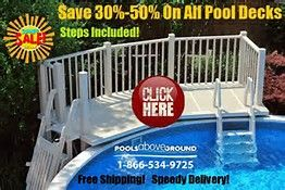 Image Result For Prefab Above Ground Pool Decks Outdoor Decorating