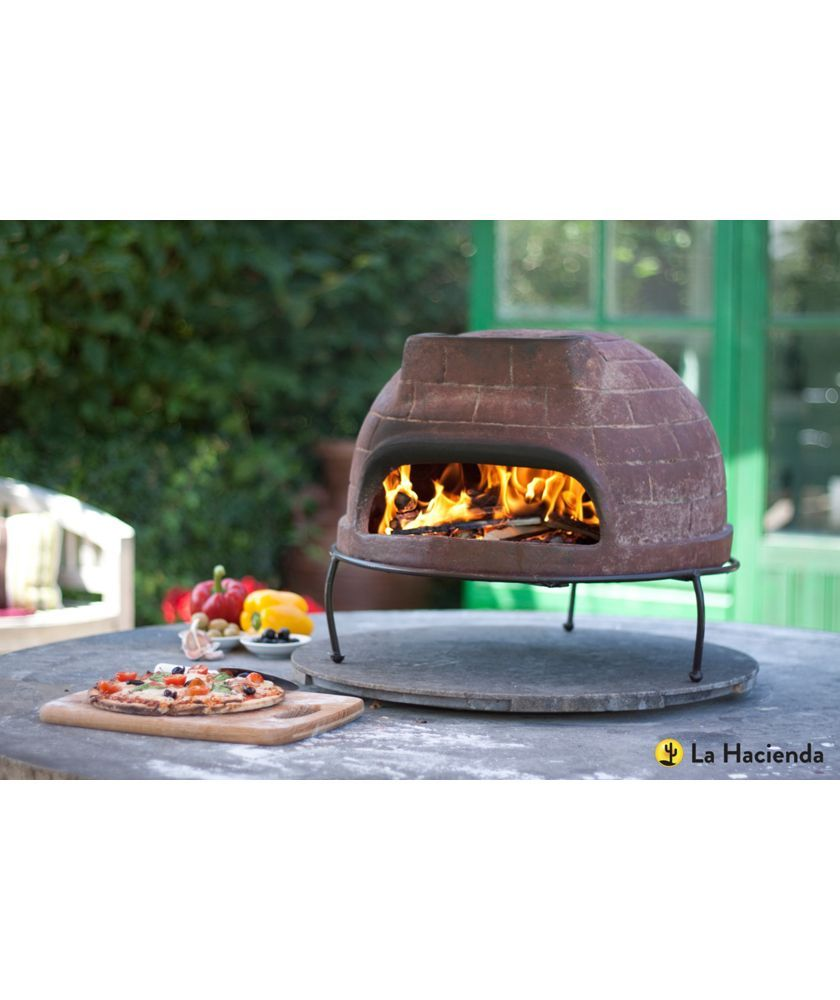 Buy Mexican Clay Pizza Oven At Argoscouk Your Online