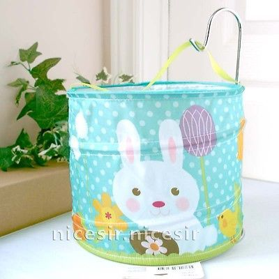 Hallmark bunny rabbit pop up gift bag holder storage easter hallmark bunny rabbit pop up gift bag holder storage easter egg hunt basket negle Gallery