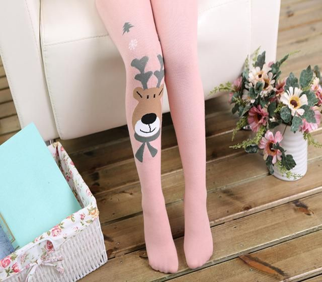 Tights Cat Baby Girl Pantyhose