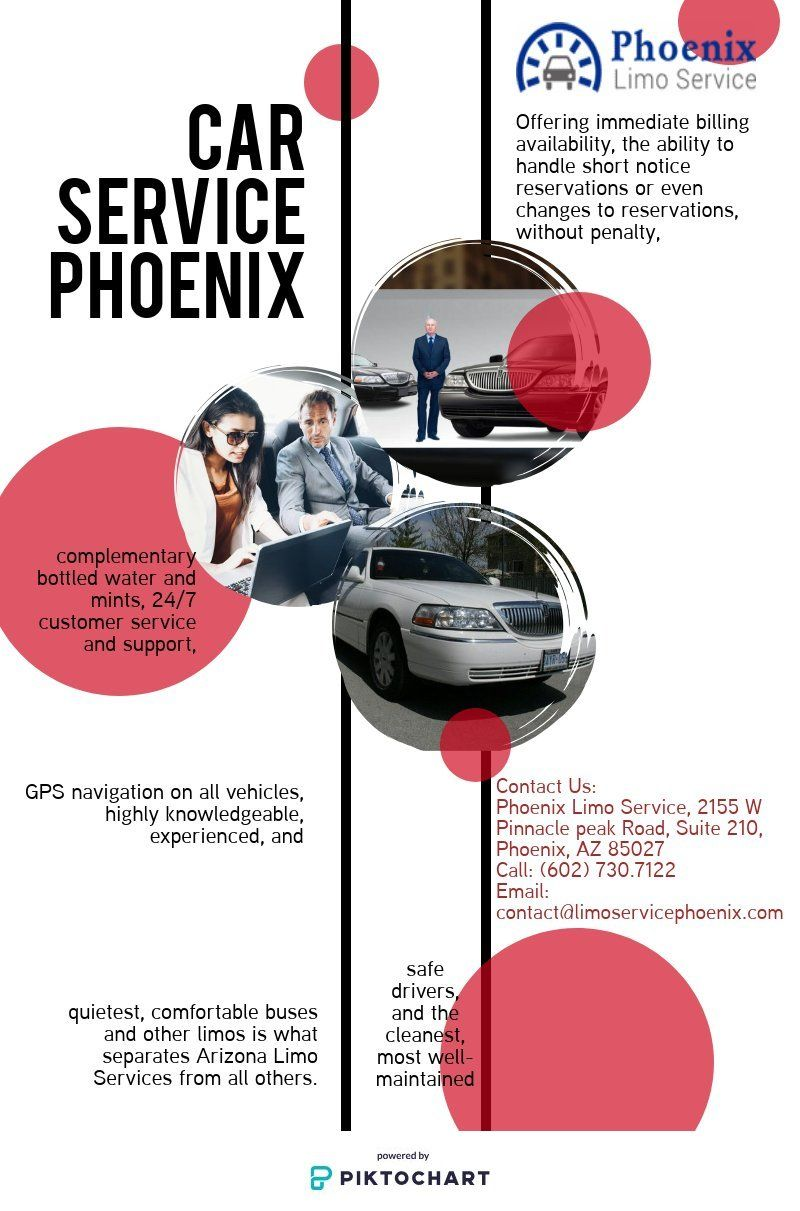 Information and comments for car service phoenix on 4mark