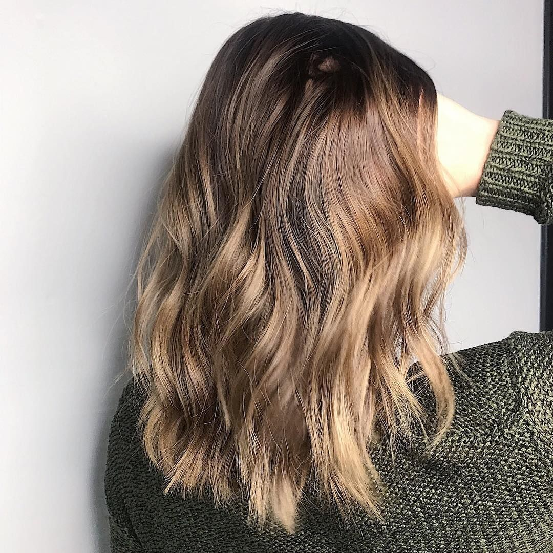 "Delia  Colorist  Beaverton on Instagram: ""That blend though"