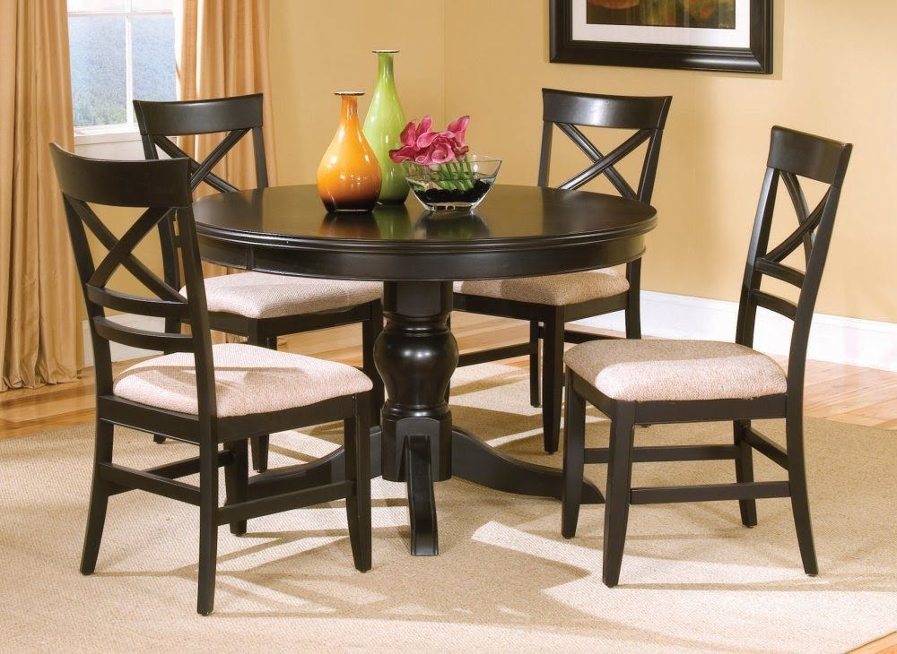 Black kitchen table and chairs dining room bar furniture black kitchen table and chairs workwithnaturefo