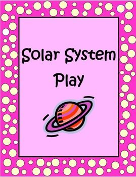 Reader's Theater: Solar System Play | Space Activity | 4th ...