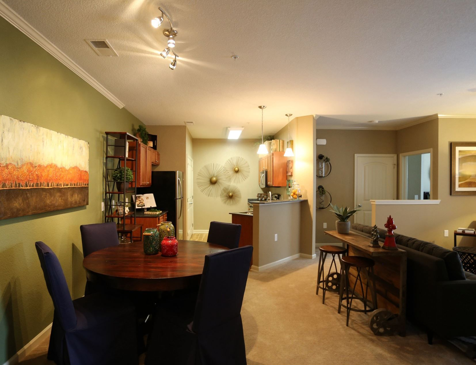 Our Conquest Floor Plans 2 Bedroom Apartment Home
