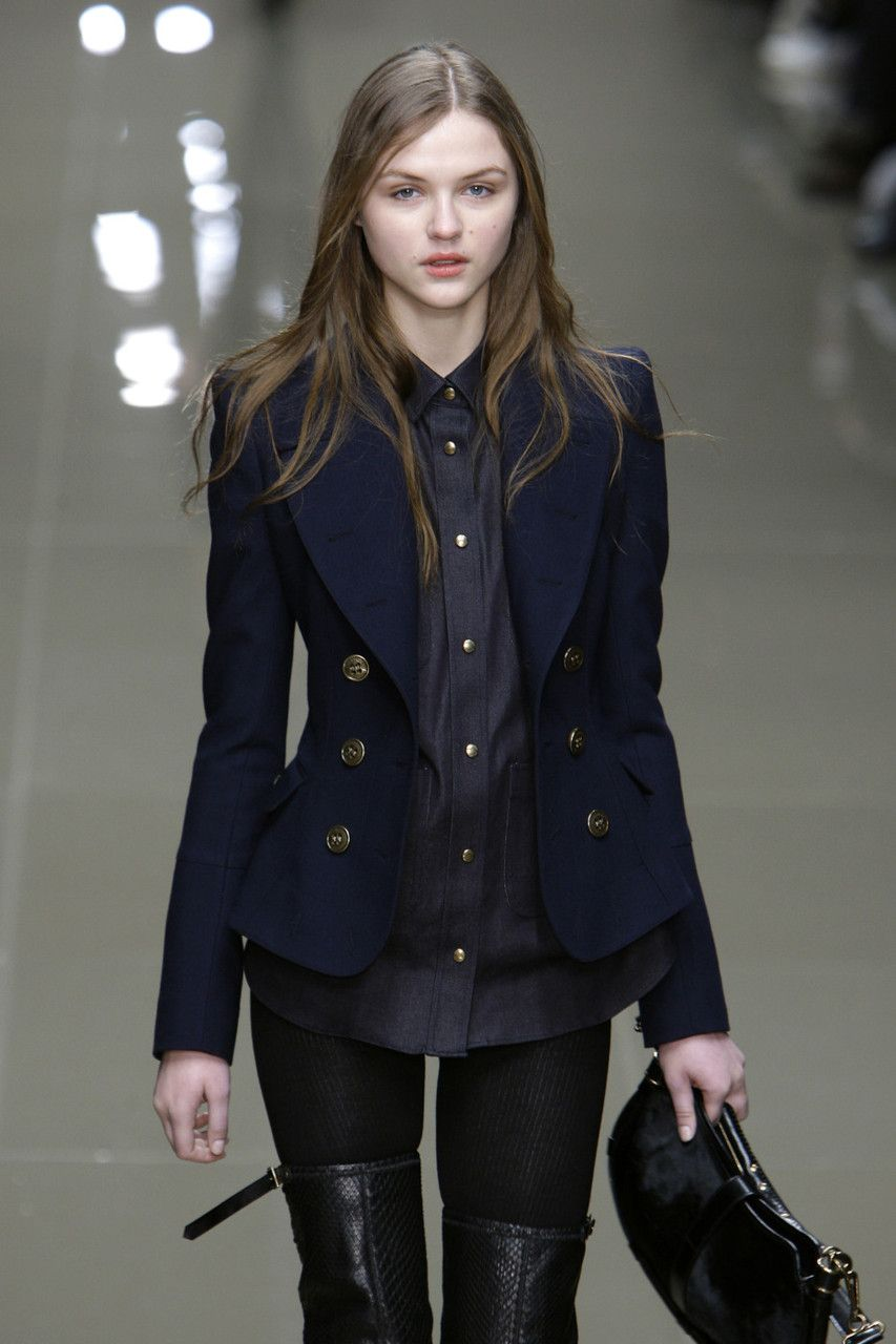 highfashionsproperty:  Burberry Prorsum Fall/Winter '2010.