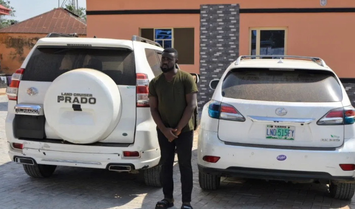 Efcc Storms Yahoo Boys Den In Lagos Arrest Kingpin And 26 Others