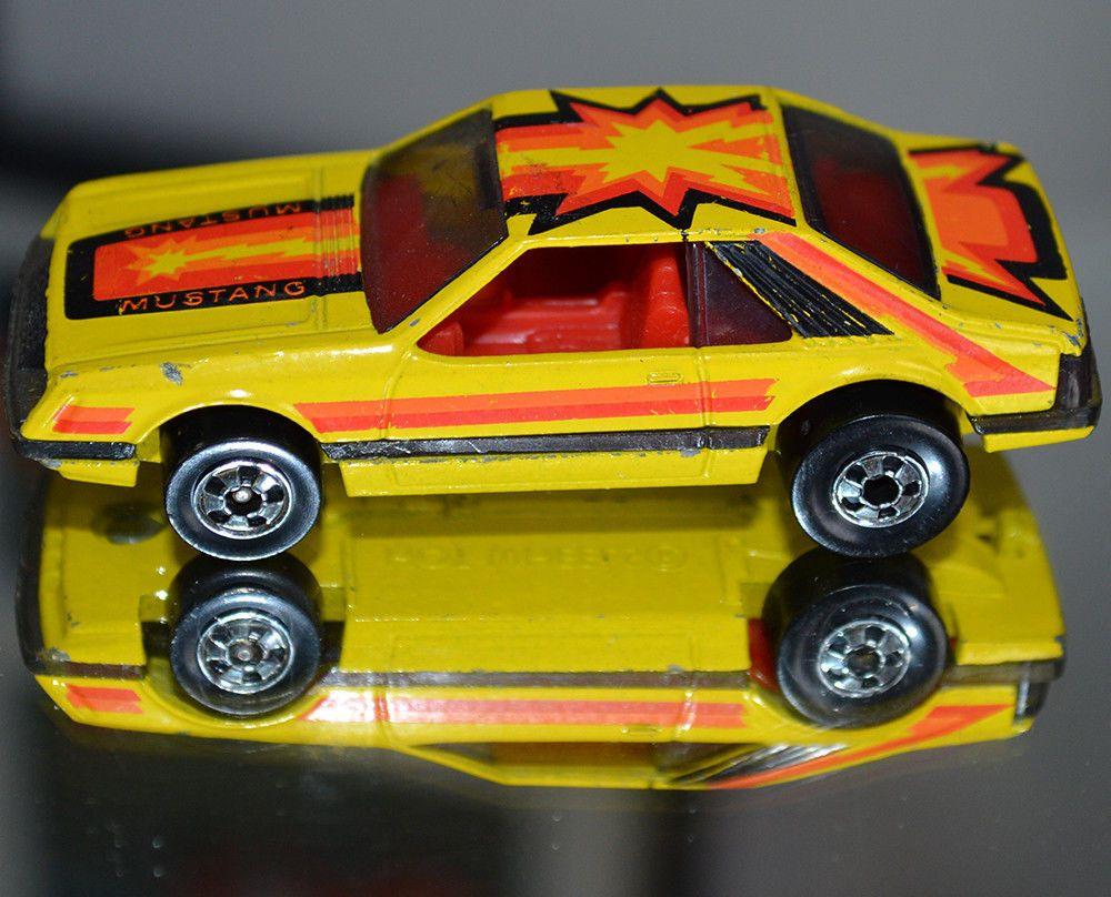 Hot wheels blackwall spider man web spider car hk superb ebay - Hot Wheels Blackwall Ford Mustang Cobra Fox Body Car Rare Hotwheels