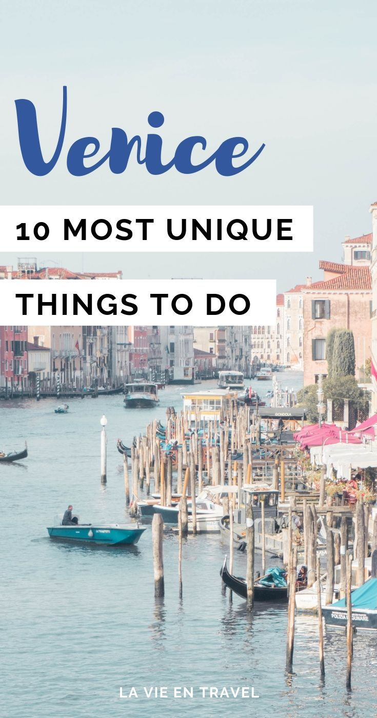 Photo of Venice Italy –  10 Most Unique Things To Do