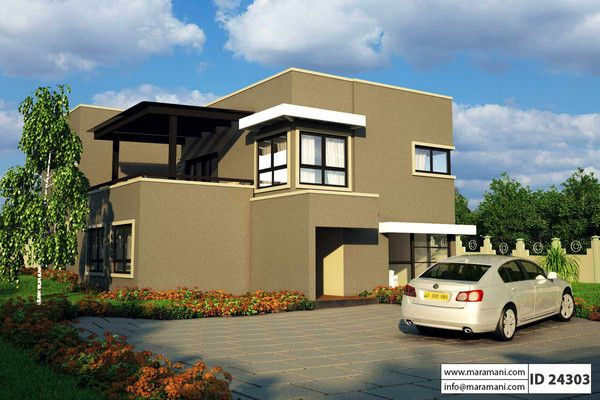 4 Bedroom House Design Id 24303 House Plans By Maramani Bedroom House Plans 4 Bedroom House Plans Beach House Plans