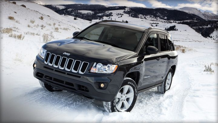 Jeep Compass I Ll Just Sit Here And Wait Until My Car Dies To Get