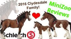 schleich family horse | ... Schleich Figurines on Pinterest | Figurine, Horse care and Products