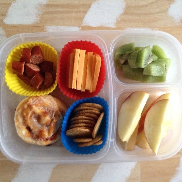 @EasyLunchboxes make it so easy to pack your own DIY Lunchables!