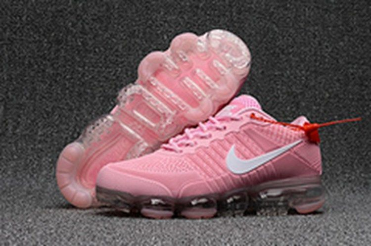 8c10c8b485136 Nike Air Max 2018 Top Running Shoes Pink White For Women