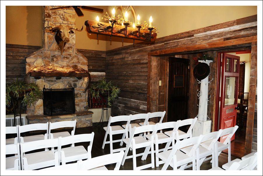 The Birdu0027s Nest wedding venue in Melissa