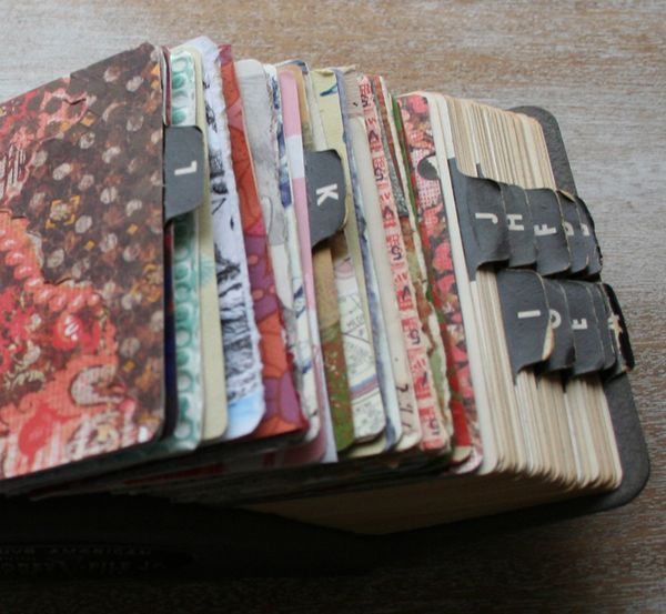 rolodex obsession