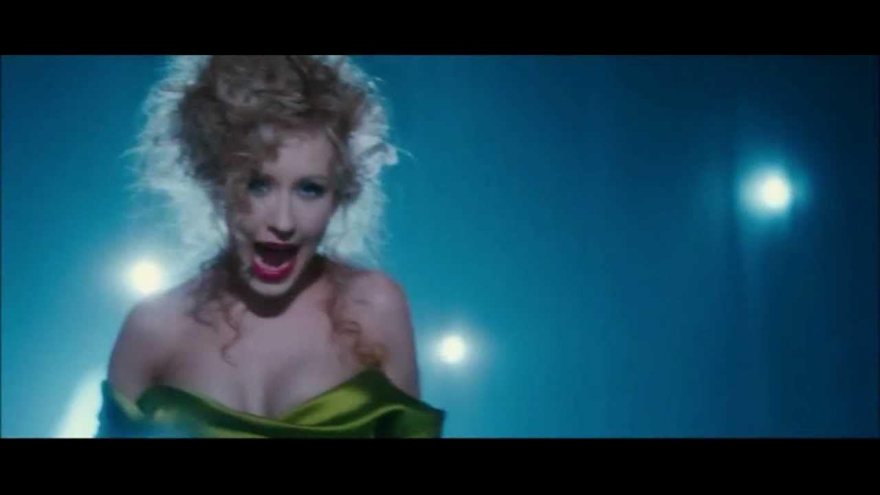 Christina Aguilera Bound To You Official Video Burlesque