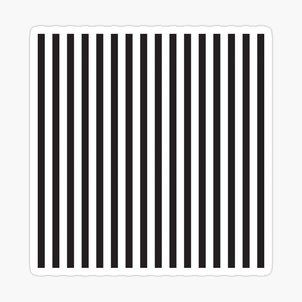 Black And White Stripes Pattern A Line Dress By Kallyfactory Black And White Stripes Pattern White Stripe